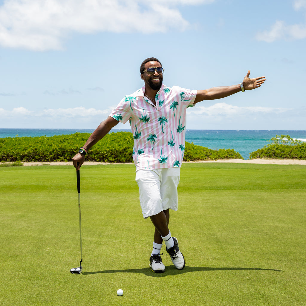 Kenny Flowers Men's Golf Collection