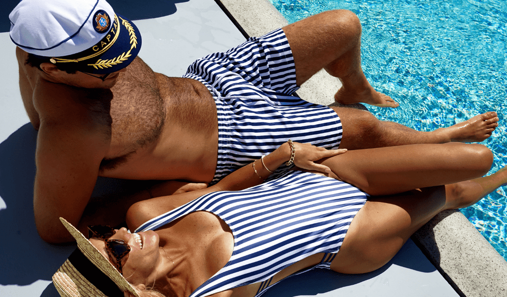 his & hers matching swimwear couples gifts kenny flowers