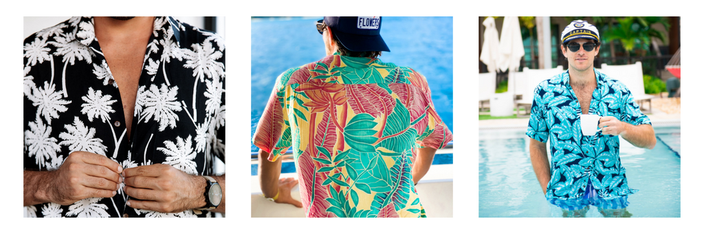 best hawaiian shirts by kenny flowers