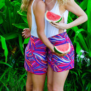 Tropical sarong for beach vacation by Kenny Flowers