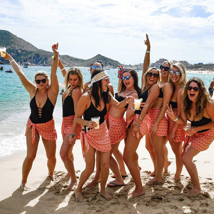 matching bachelorette party outfits for vacation