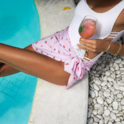 The Summer Water - Pink - Sarong