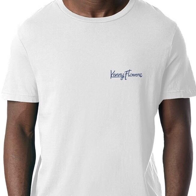 Kenny Flowers Logo Tee