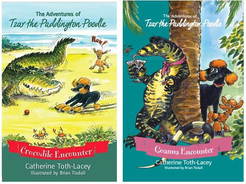 Book Package - Crocodile Encounter and Goanna Encounter
