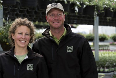 Owners and Managers: Kristin Ego and Gary MacPhail