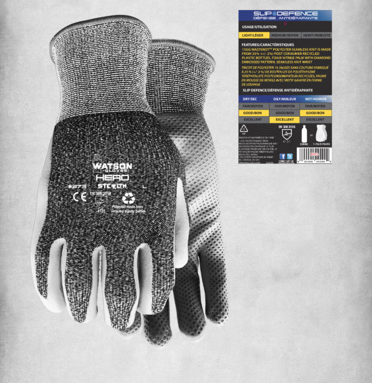 Gloves - Stealth Hero