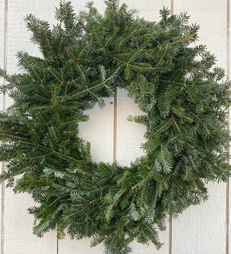 Wreath - Fraser Fir 23""