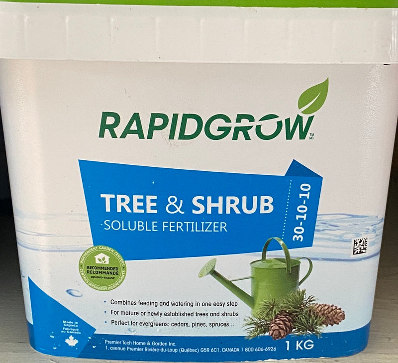 Tree & Shrub Water-Soluble