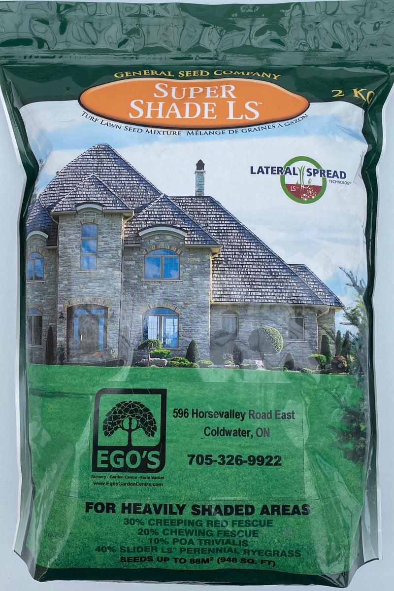Grass Seed - Super Shade Mix