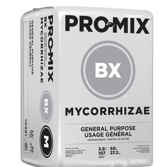 Pro-Mix Bale with Mycorrhizae