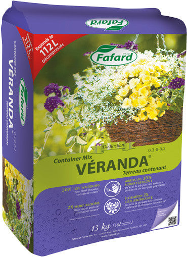Veranda Container Mix 112L