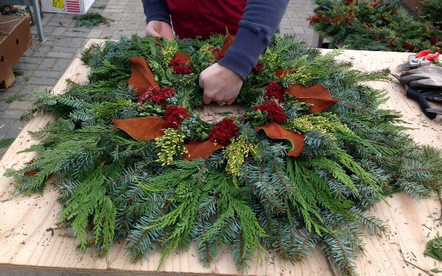 Workshop - Fresh Wreath