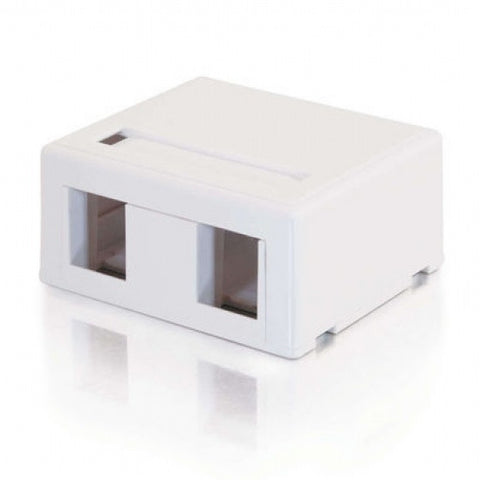 SURFACE MOUNT BOX RJ45