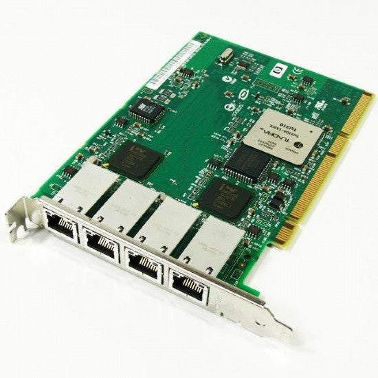 NIC Network Ethernet PCI-X Card 4 Port