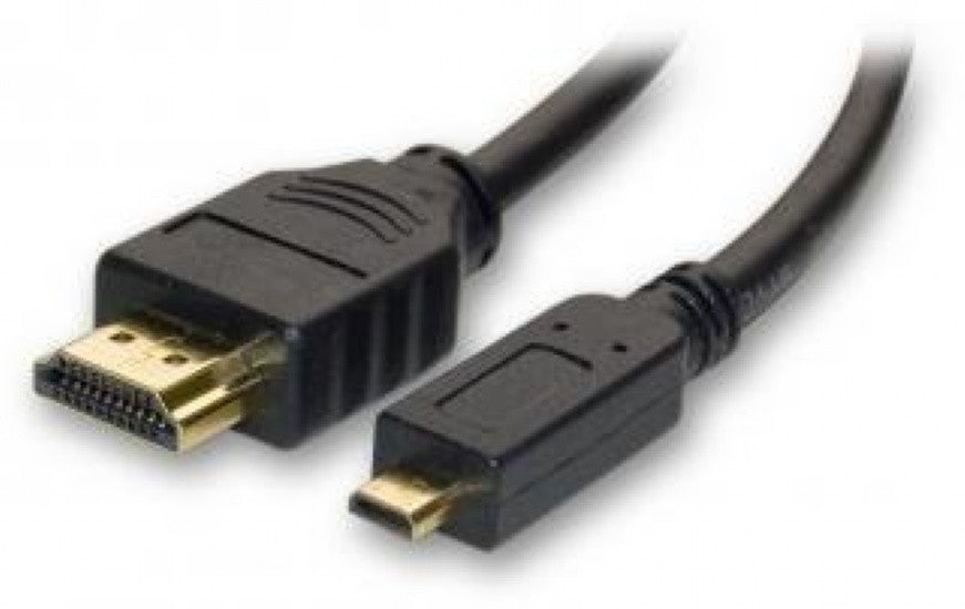 HDMI Type A to HDMI Micro Type D