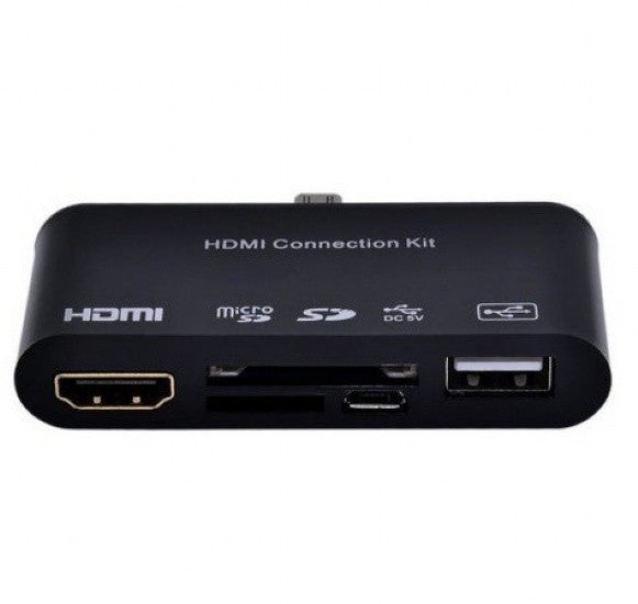 Multifunction HDMI Connector kit for various Samsung Galaxy