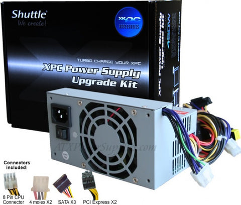 Shuttle PC55 Power Supply