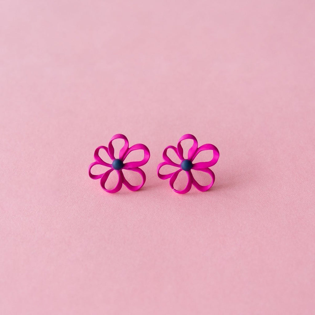 RO-ER-RIBBON-FLOWER-STUDS-HOT-PINK-NAVY.jpg