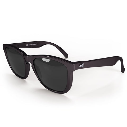 Pre-Picked - Gloss Black With Smoke Polarised Lenses