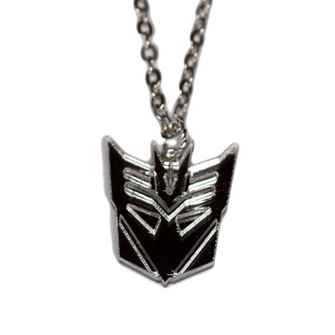 Transformers Decepticon Necklace