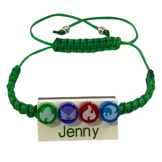 Personalised LEGO Elves Bracelet