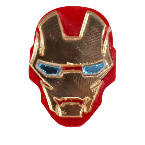 Iron Man Pin Badge