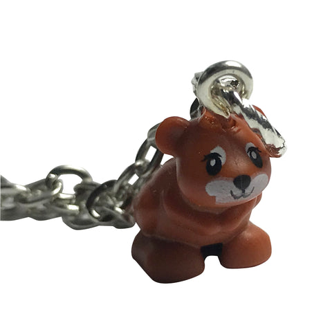 Lego Hamster Necklace