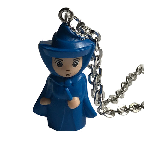 Lego Fairy Godmother Necklace