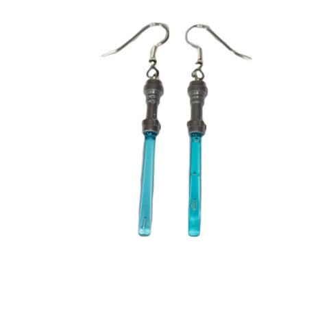 Lego Lightsaber Earrings - All Colours