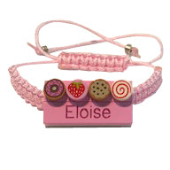 Personalised LEGO Sweet Treats Bracelet