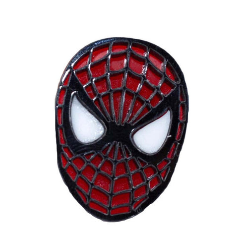Spider-Man Pin Badge