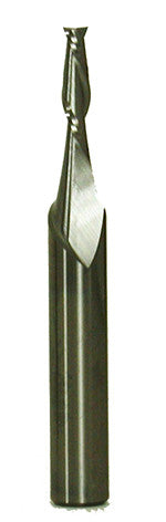 SOLID CARBIDE UPCUT SPIRAL BITS