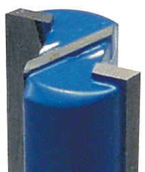 Detail of Plunging Straight Router Bit