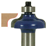 "Ogee Router Bit WL-1261-1 3/16"" Radius, 1-1/4"" Dia, 1/2"" Cut Length, 1/2"" Shank Woodline USA"