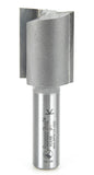 "AMAX HIGH PRODUCTION STRAIGHT PLUNGE ROUTER BITS, 1/2"" Shank"
