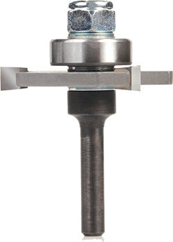 SLOT CUTTER 3 WING ROUTER BITS