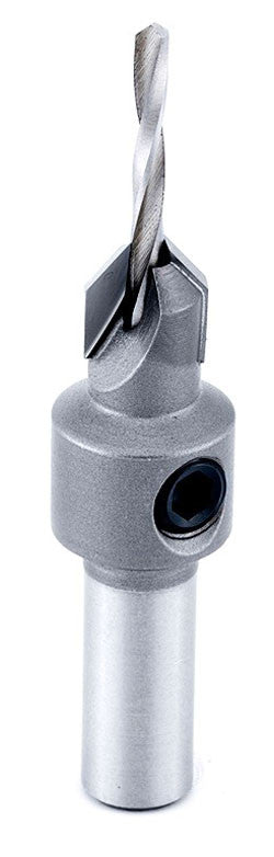 "5/16"" ROUND SHANK CARBIDE COUNTERSINKS"