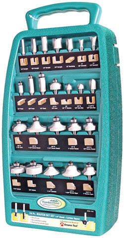 680-240 HANDY 24pc ROUTER BIT SET