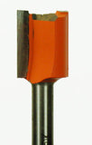 "STRAIGHT ROUTER BITS 1/4"" SHANK"