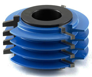 "FINGER JOINT SHAPER CUTTER SC999   1-1/2"" Cut Length, 3/8"" Tooth Depth, 11/32"" Tooth Edge, 2-7/8"" Dia, 3/4"" Bore"