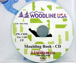 WL-CDM  WOODLINE MOLDING CD