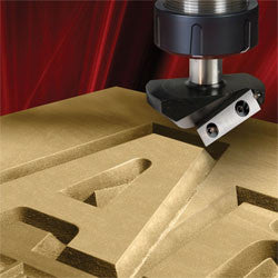 CNC V-GROOVE, MITER FOLD, SIGNMAKING & LETTERING ROUTER BITS