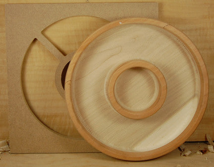 CONCENTRIC CIRCLE BOWL TEMPLATE