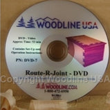 Route-R-Joint™ Instructional DVD