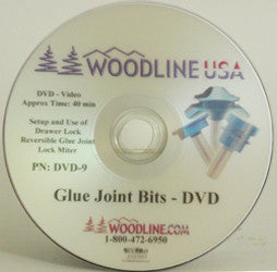 DVD9 GLUE JOINT BITS DVD
