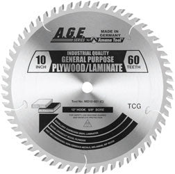 "10"" MDF, CHIPBOARD & LAMINATE SAW BLADES"