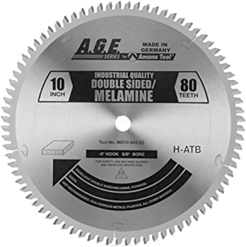 DOUBLE SIDED MELAMINE SAW BLADE