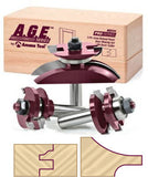 RAISED PANEL CABINET ROUTER BIT SETS