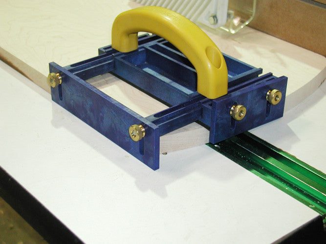 ADJUSTABLE PUSH BLOCK