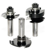 TRS-210 Glass panel door router bits